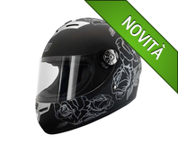 Casco Origine - GOLIA Red Rose