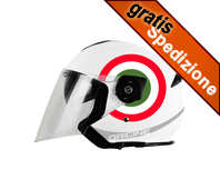 Casco Origine - PALIO Italy 2.0 Bianco Lucido