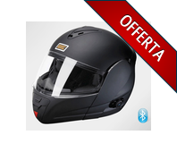 Casco Origine - TECNO + Blinc G2 Nero Opaco
