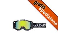 Maschera MX JUST1 Iris Solid Black