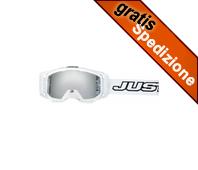 Maschera MX JUST1 Iris Solid White