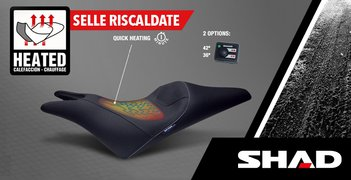Selle riscaldate SHAD