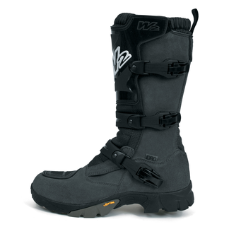 9524746264ee0 Stivali ATV 4-DIRT ADVENTURE Nero W2 BOOTS