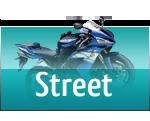 Ricambi, Caschi, Abbigliamento, Stivali e Accessori per Moto Street